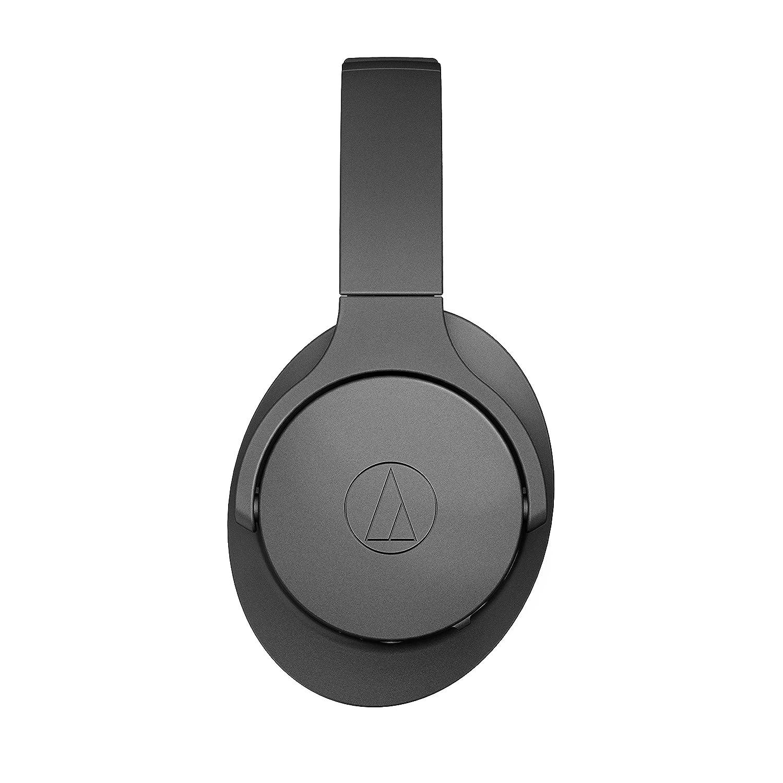 Audio-Technica Ath-Anc700Bt BK Over Auriculares, Bluetooth, Negro: Amazon.es: Electrónica