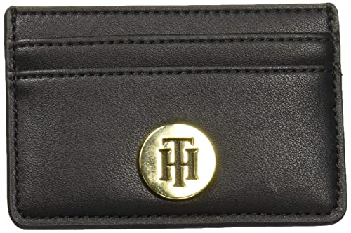 fc2a46319dbe9 Tommy Hilfiger Womens Serif Credit Card Holder