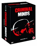 Criminal Minds - Season 1-5 [DVD] [UK Import