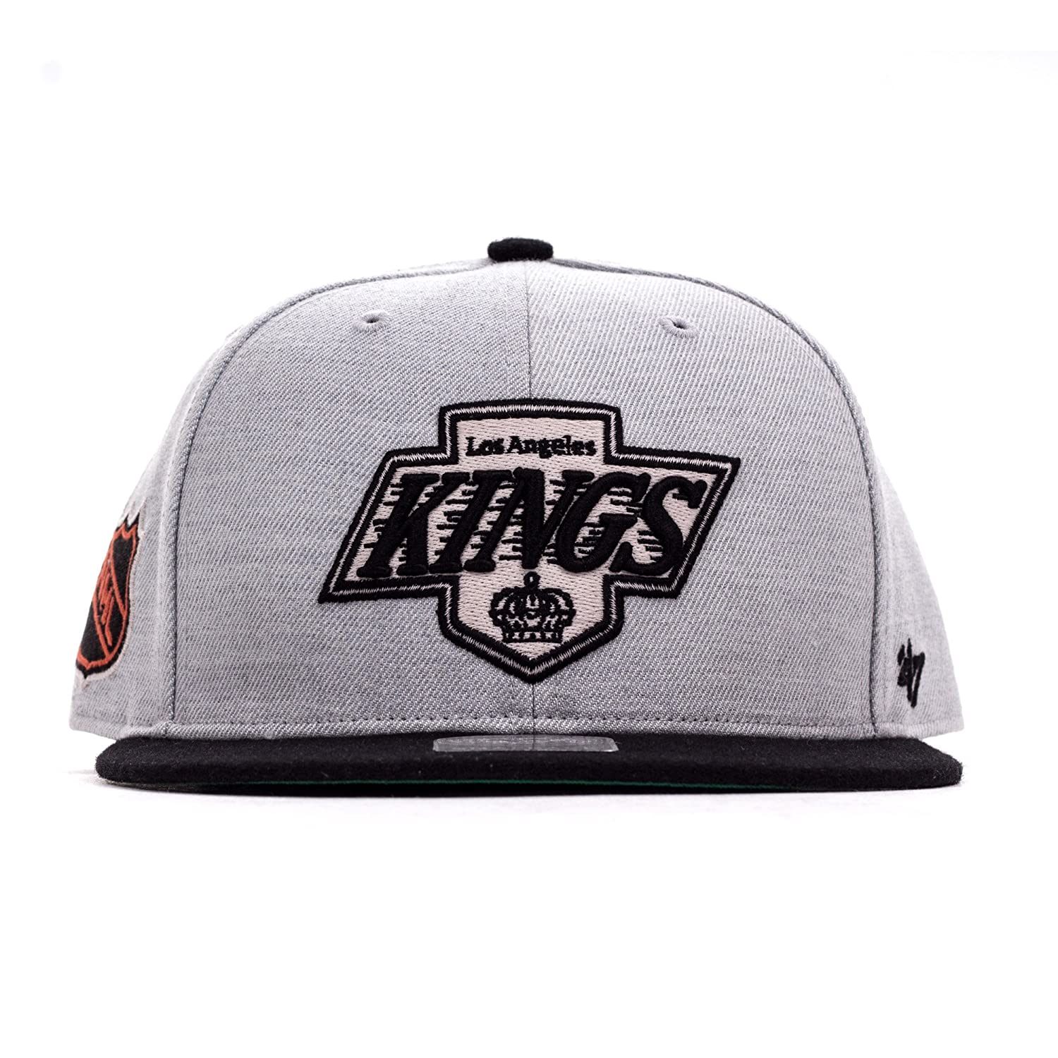 Venta caliente 2018 GORRA NHL MARCA 47 TALLA UNICA (LOS ANGELES KINGS G+N 217645b8acb