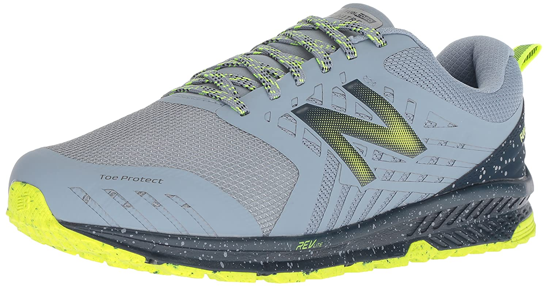New Balance Men's Nitrel v1 FuelCore Trail Running Shoe B075R7RBHL 11 D(M) US|Reflection
