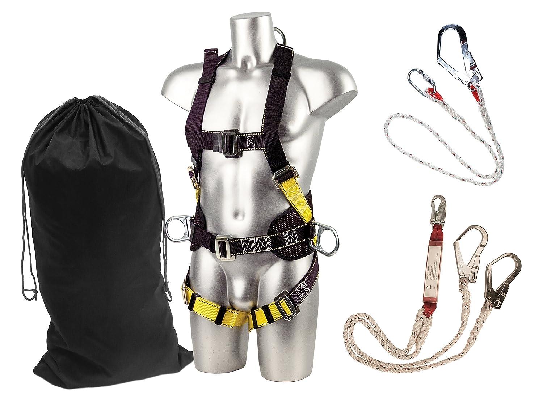 Kletterausrüstung Richtig Lagern : Absturzsicherung low level fallschutz set fallschutzsystem für die