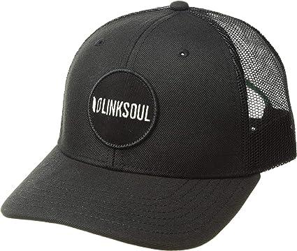 59498cc43552a Amazon.com  Linksoul Unisex LS875 Hat Black One Size  Clothing