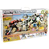 Kre-O – A1266 – Transformers – Autobot Assault Devastator