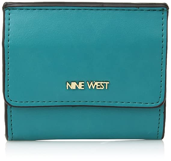 Amazon.com  Nine West Flap Card and Coin Case 98ca65f7d62ab