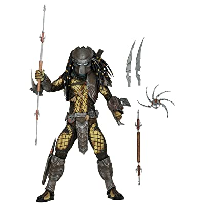 "NECA Predator Series 15 Temple Guard Action Figure, 7"": Toys & Games"