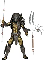 "NECA Predator Series 15 Temple Guard Action Figure, 7"""