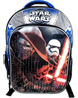 Star Wars Backpack - Episode 7 The Force Awakens - Kylo Ren and Stormtrooper