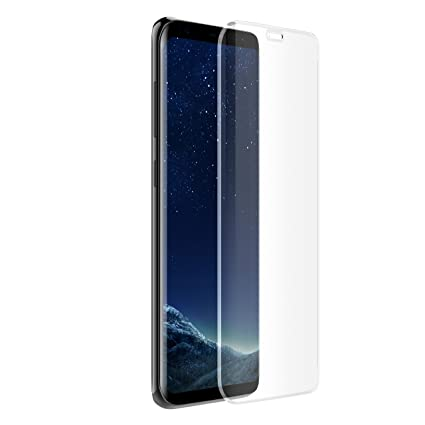 new products 99f51 5c656 OtterBox ALPHA GLASS SERIES Screen Protector for Samsung Galaxy S8 ...