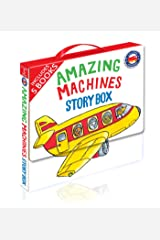 Amazing Machines Story Box: 5 Paperbacks in a Carry Case Hardcover