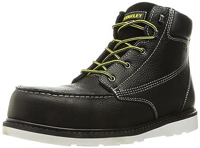 66e7ee1e239 Amazon.com | Stanley Men's Rocker Comp Toe Work Boot | Industrial ...