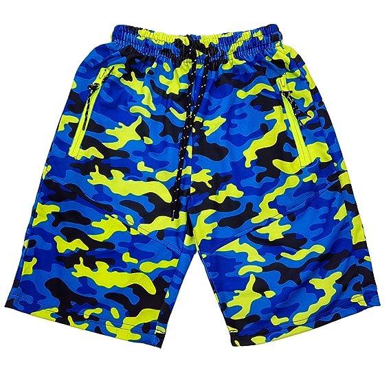 Sweatshorts Fashion Boy Jungen Army Bermuda Tarn Shorts Jn720e