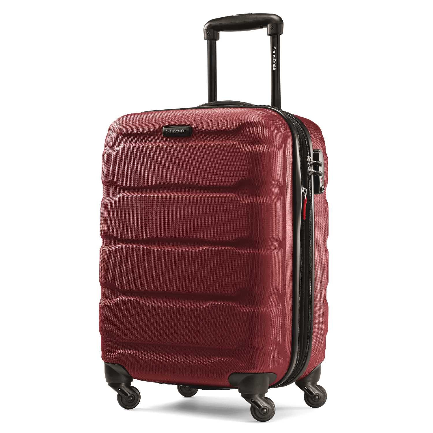 Samsonite Omni PC 20'' Expandable Spinner (Red)