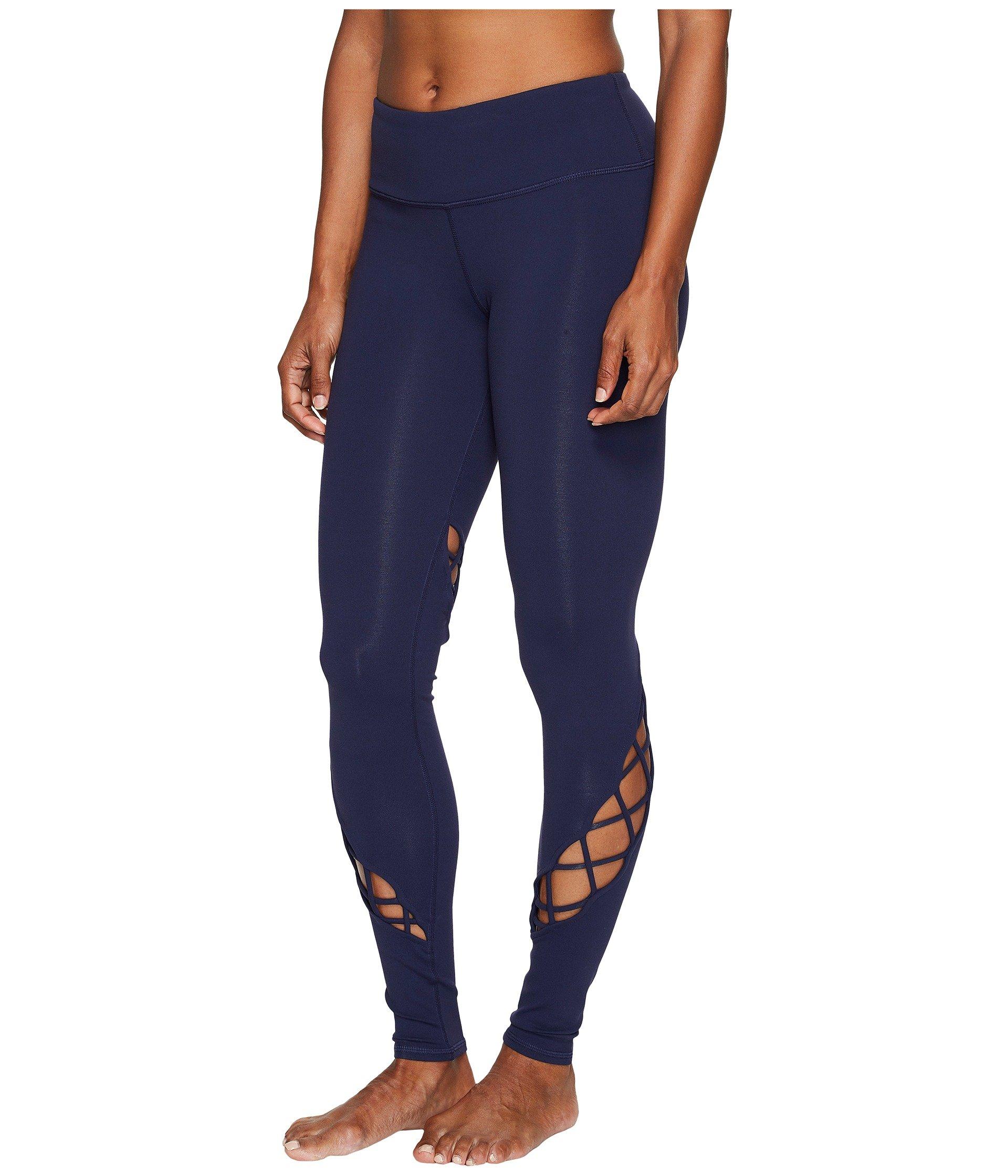 Alo Yoga Women's Entwine Legging, Rich Navy XX-Small
