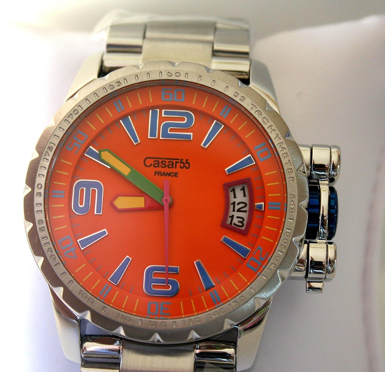 Waooh - Uhren - Orange Casar55 Z684g