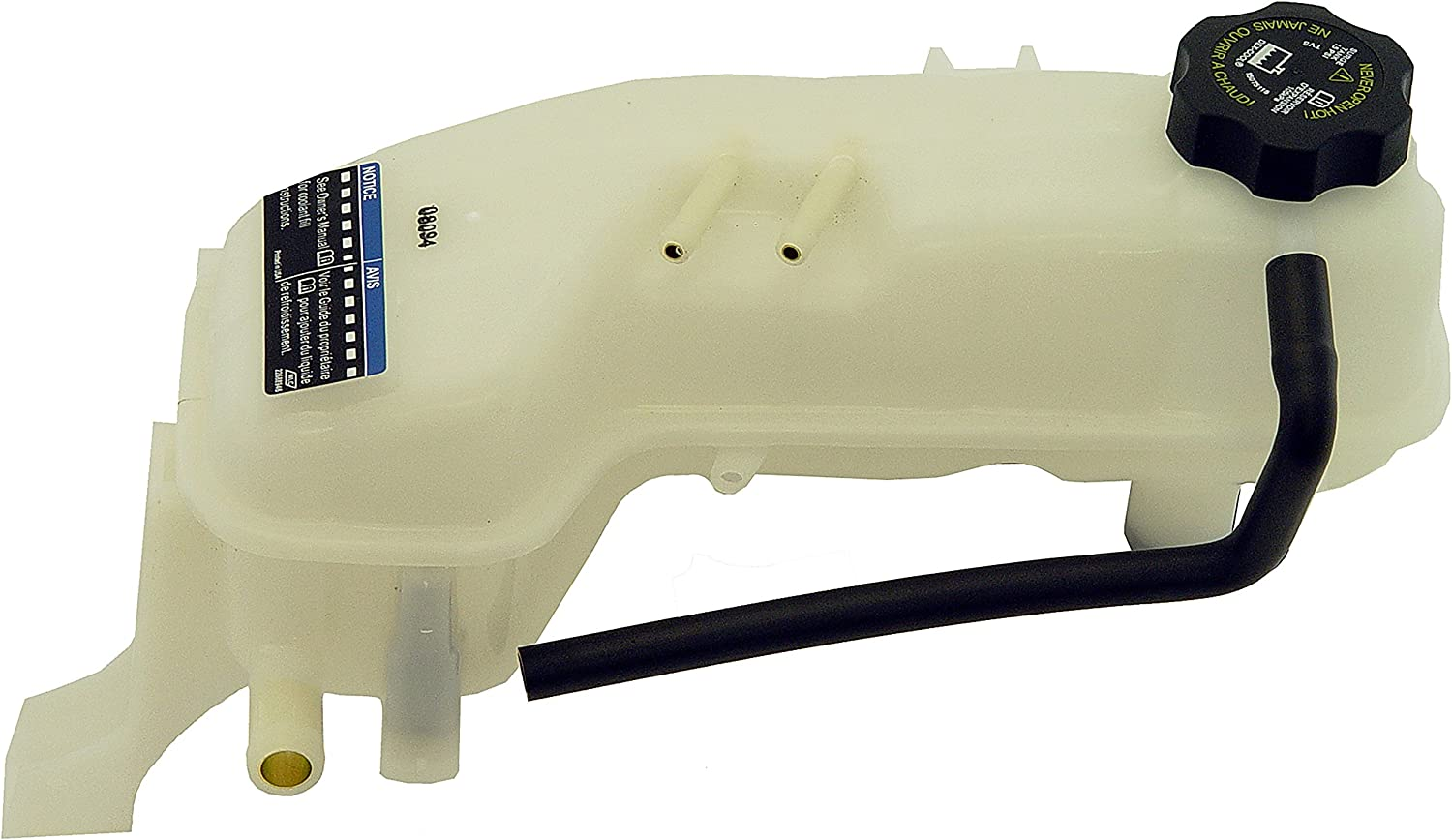Engine Coolant Recovery Tank-Coolant Reservoir Front Dorman 603-109
