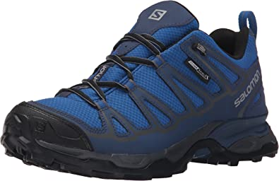 Salomon M X ULTRA PRIME CS WP, Deep Water Slate Blue