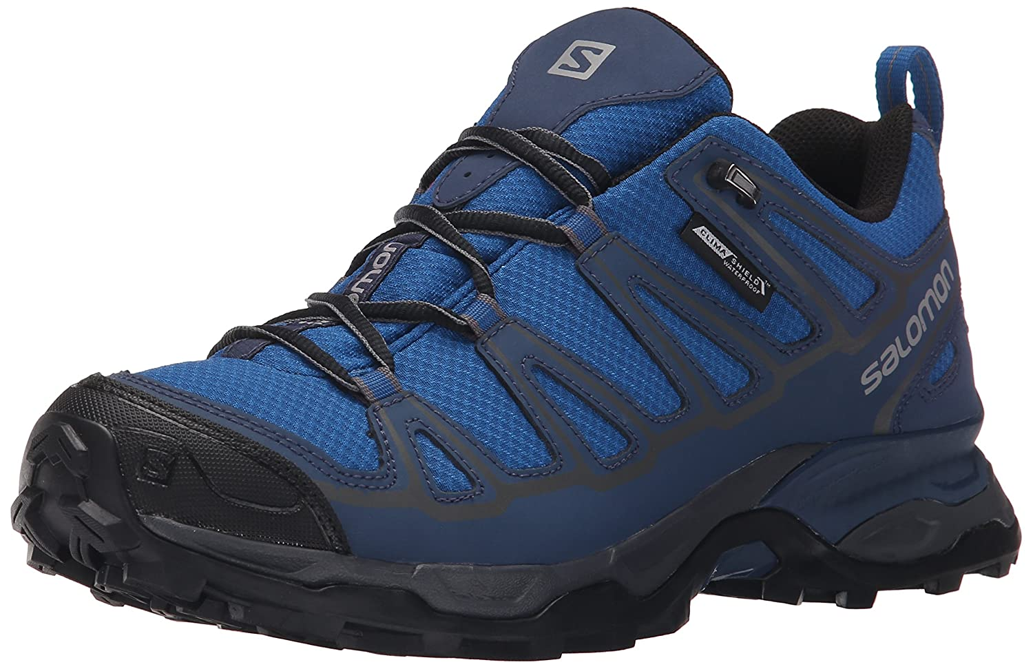 Salomon X Ultra Prime CS WP Deep Water SlateBlau Dark Cloud