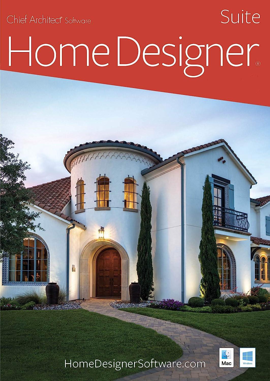 Amazon Com Home Designer Suite Software