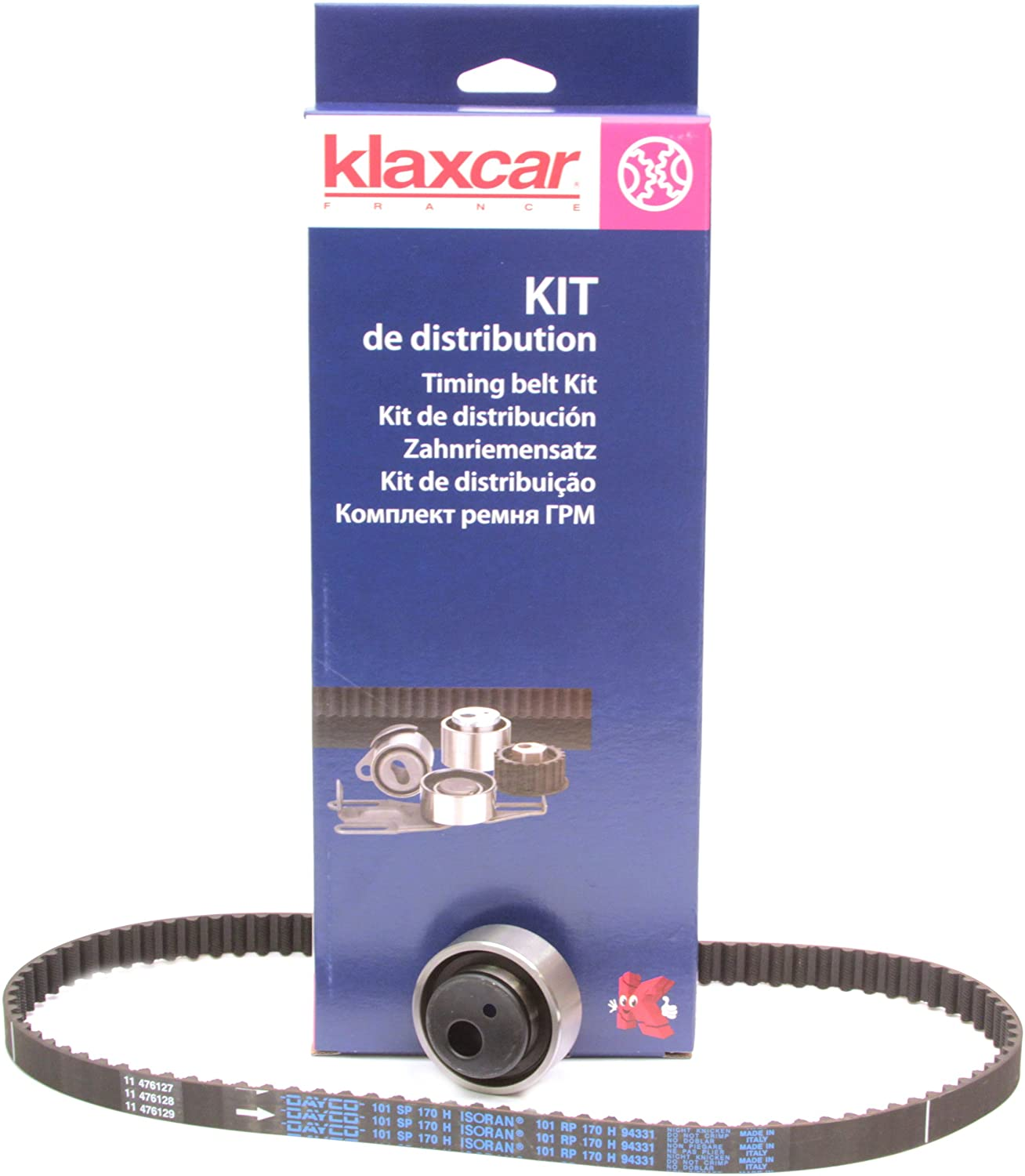 Klaxcar 40018Z - Kit de distribución: Amazon.es: Coche y moto