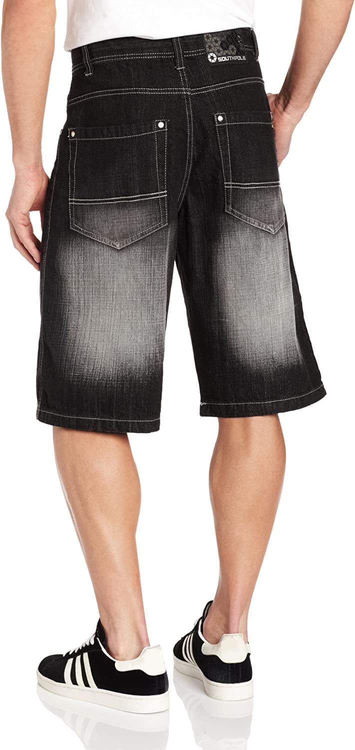 Ym//Bt Southpole Mens Regular Fit Shorts