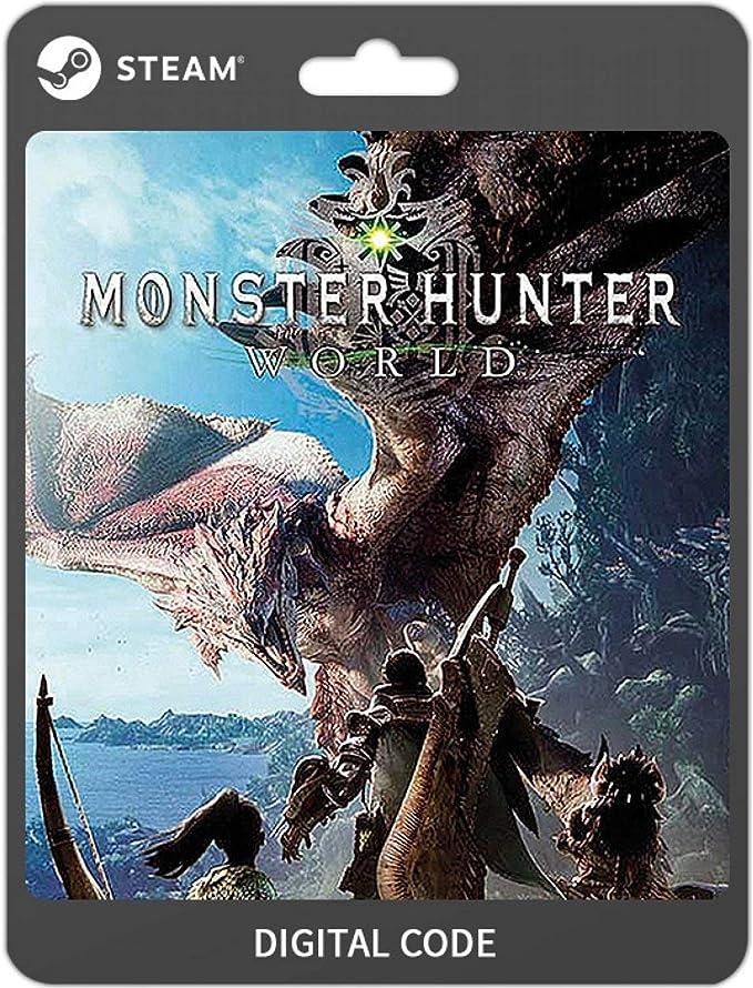 Capcom Monster Hunter: World Básico PC vídeo - Juego (PC, Acción ...