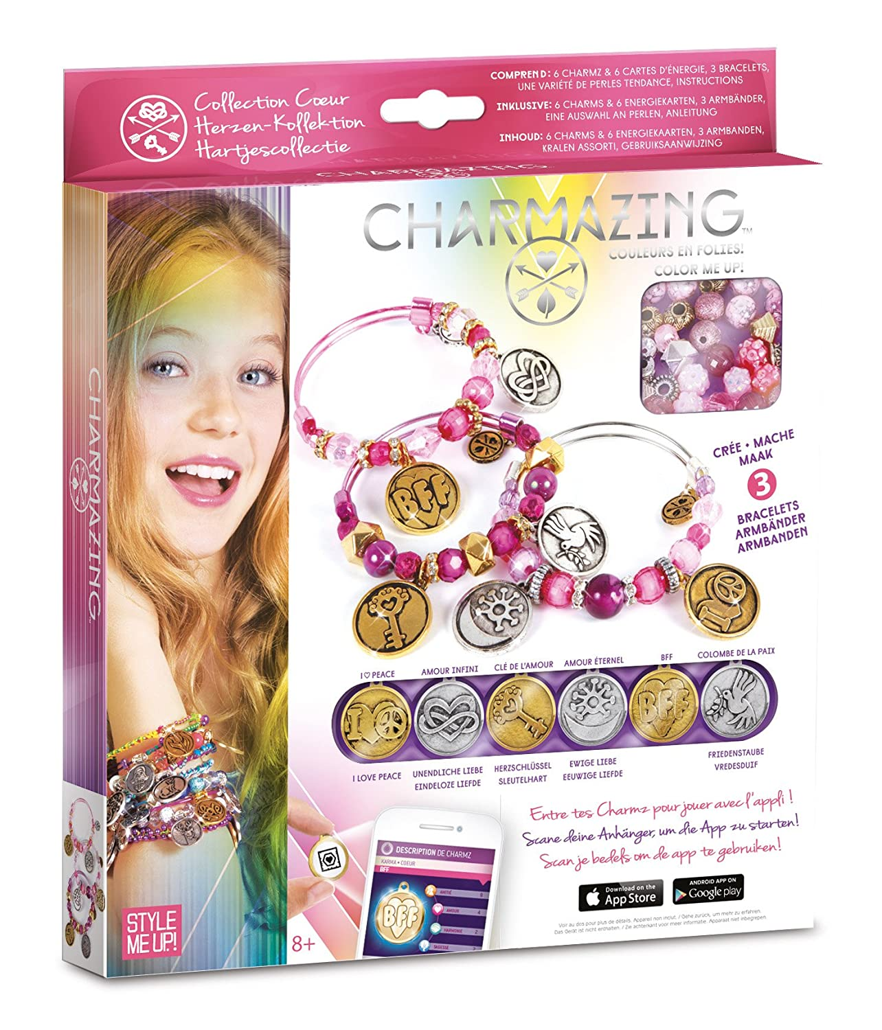 Charmazing Color Me Up Collection Image 1