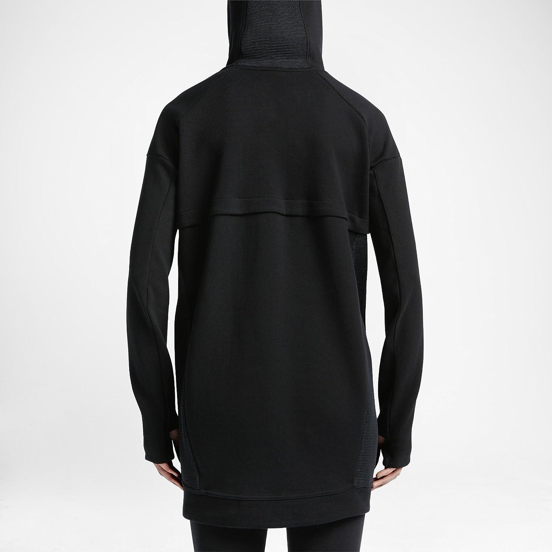 2ecb507e4095 NIKE Women s Tech Fleece Cocoon Mesh 725844 at Amazon Women s Clothing  store