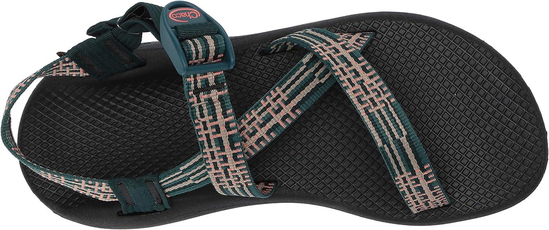 Chaco Zcloud Sandal - Women's Solid Black 10 Wide Shwink Pine