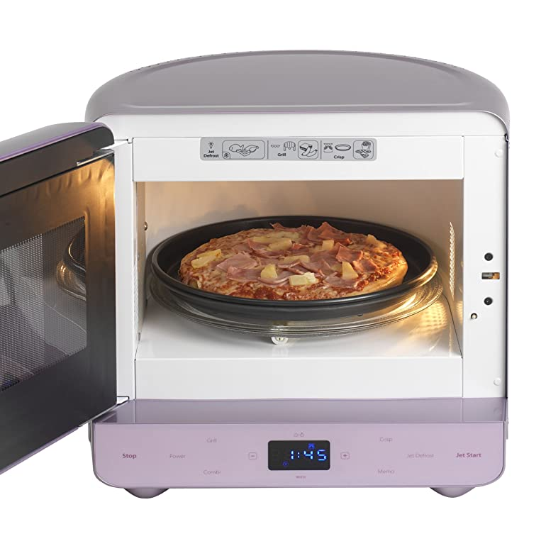 Whirlpool Max Microwave with Crisp Function - Pink: Amazon.co.uk ...
