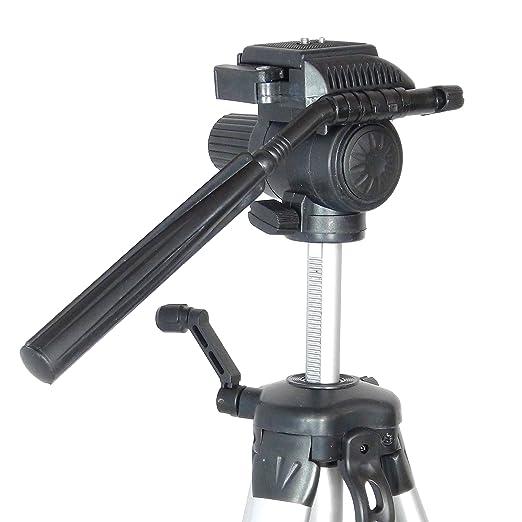 Camera Tripod MX3000 175cm Lightweight Stand 3 Way Head /& Monopod WT1003