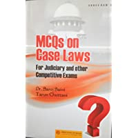 MCQ ON CASE LAWS