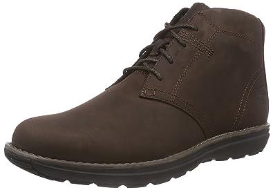 Timberland Men's Edgemont Chukka Boot, Brown Nubuck, US 15 W