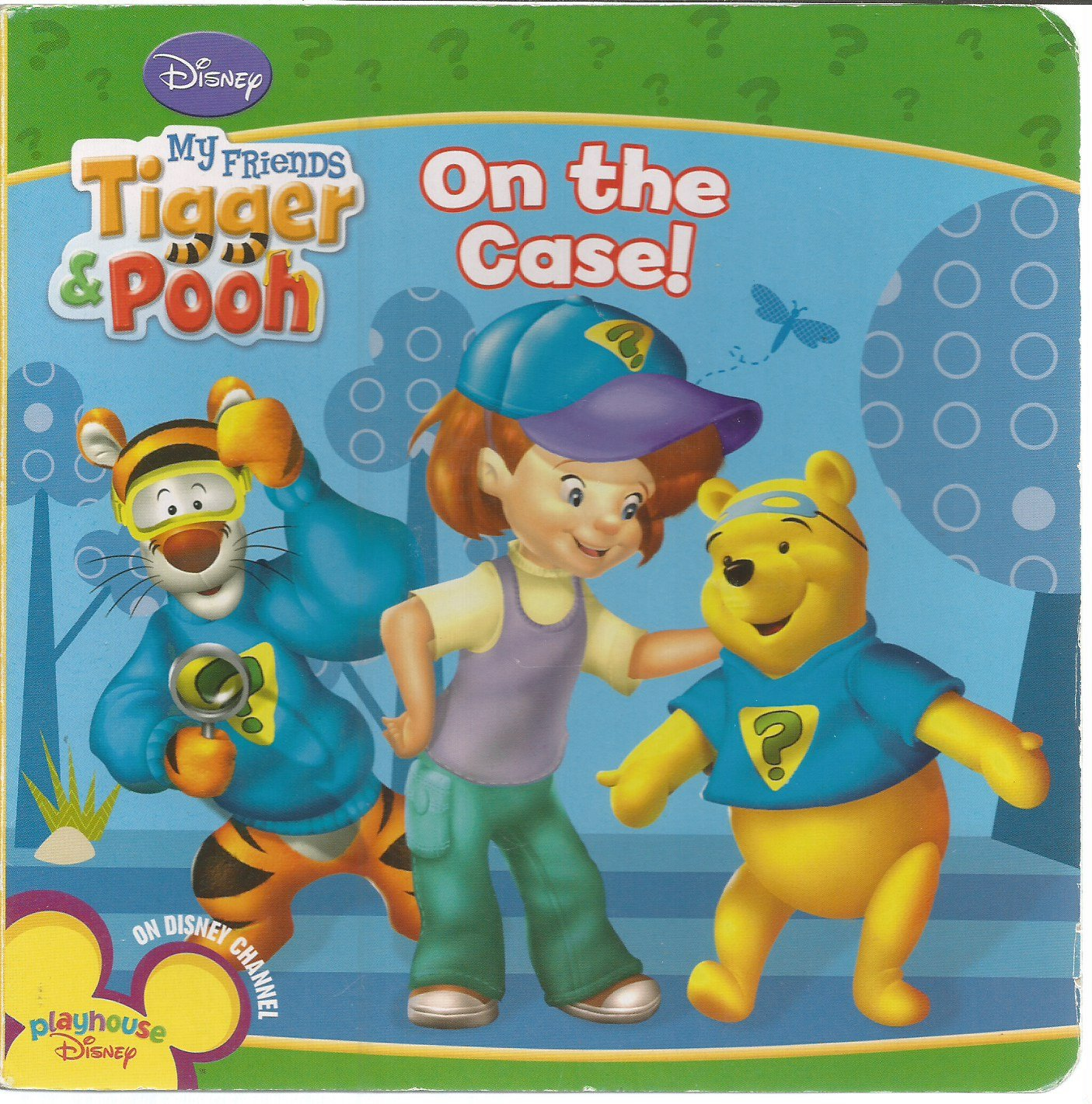 Download My Friends Tigger & Pooh On The Case ebook