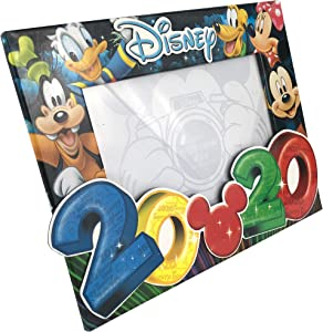 Disney Dated 2020 Mickey Mouse Picture Frame, 8 Inch