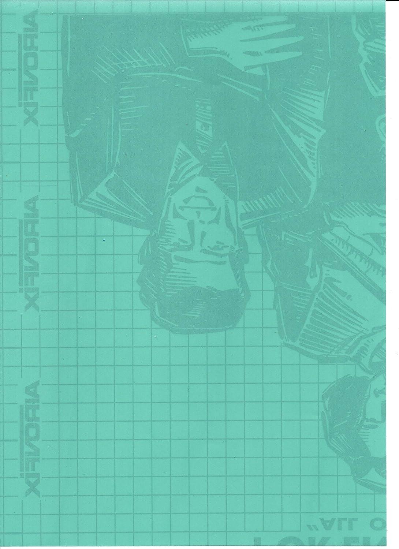 Aironfix Traslucido Blu 45 cm x 20 m