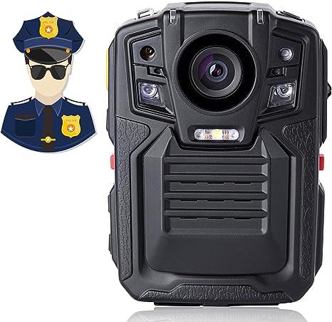 Angin-Tech Cam102 visión Nocturna infrarroja 1080P HD Cuerpo de ...