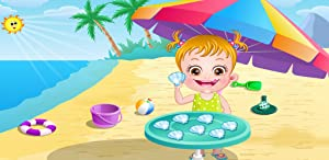 Baby Hazel Beach Holiday by Axis entertainment limited