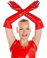 Gants longs en caoutchouc de latex de longueur de bras long dans diverses tailles et couleurs