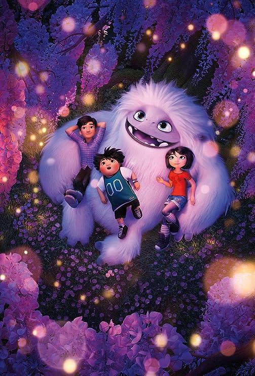 Lionbeen Abominable - Movie Poster - Cartel de la Pelicula ...