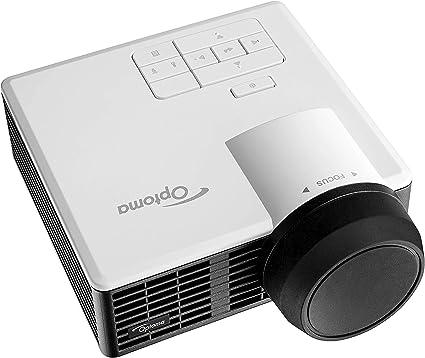 Optoma Technology ML1050ST+ WXGA 1000 LED LUMENS: Optoma: Amazon ...