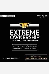 Extreme Ownership - Mit Verantwortung führen: Was Führungskräfte von den Navy Seals lernen können Audible Audiobook