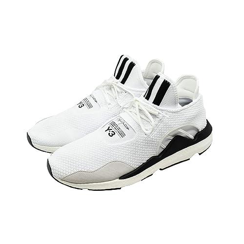 ADIDAS Y 3 Saikou Sneaker Herren Yohji Yamamoto Weiß Schwarz