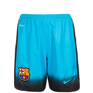 1604a8e5665d5 Nike FCB Decept Stadium Short Shorts Football Club Barcelona 2015 2016 for  Child
