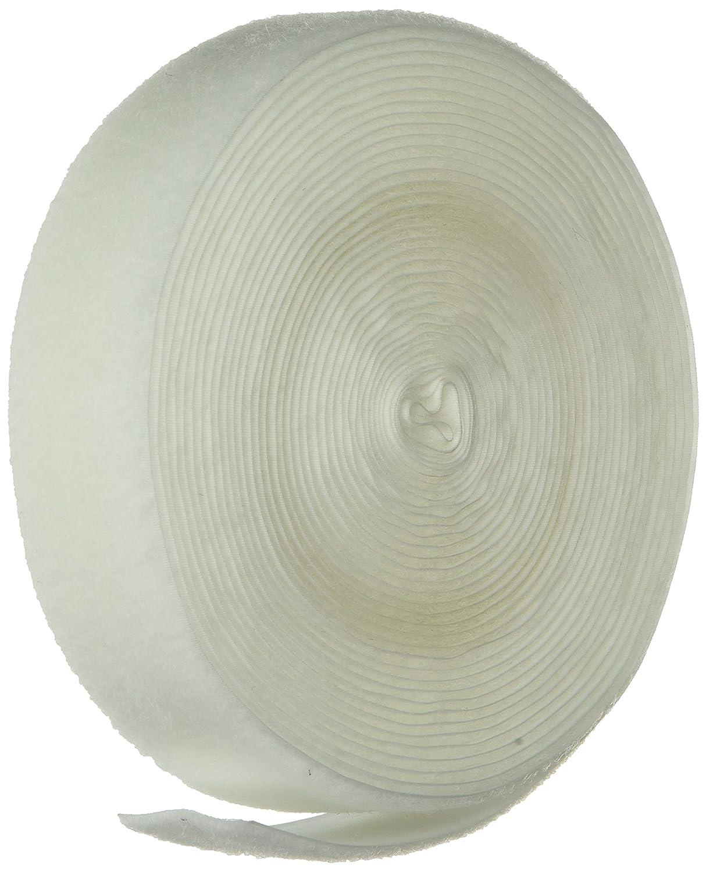 Hook Type 15 Length Standard Back 5//8 Wide VELCRO 1012-AP-PB//H White Nylon Woven Fastening Tape
