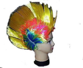 parrucca cresta