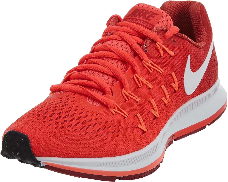 Nike Air Zoom Pegasus 33 Mujer Coral 831356 601: Amazon.es: Deportes y aire libre