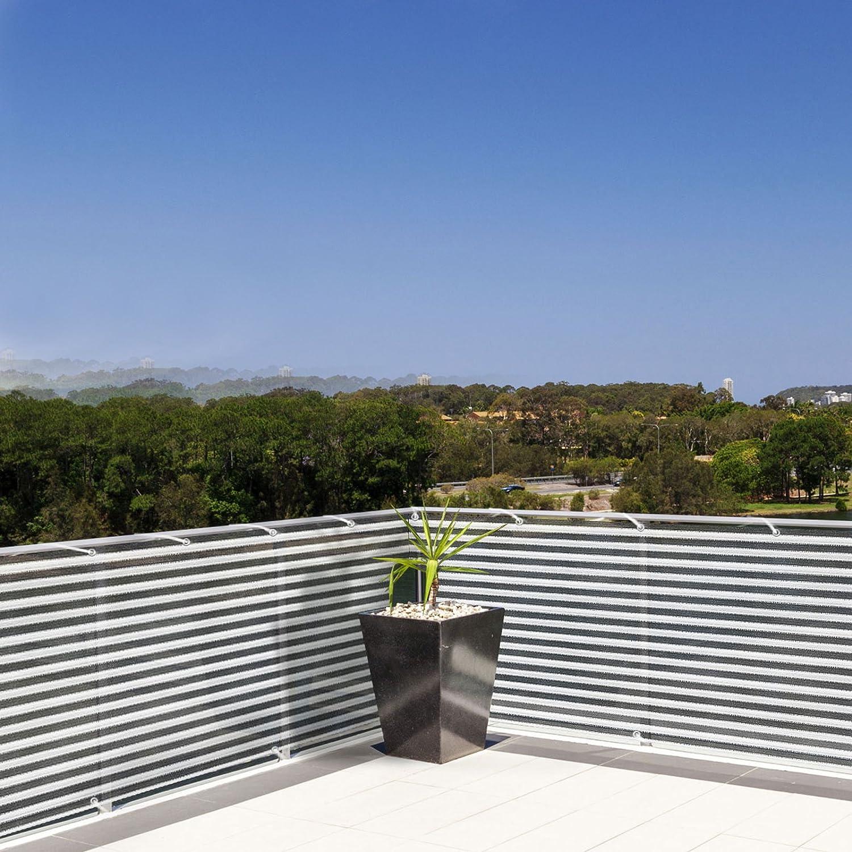 Brise vue casa pura® pare vue canisse   balcon, jardin   occultant ...