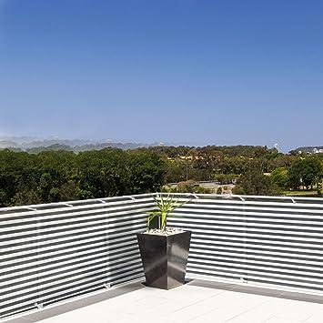 Brise vue casa pura® pare vue canisse | balcon, jardin | occultant ...