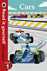 Cars – Read it yourself with Ladybird (non-fiction) Level 1 Hardcover